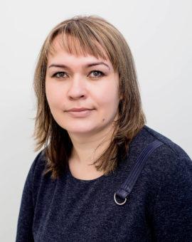 Кожакина Ирина Александровна